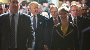 Joe Biden in Washington D.C. 2014