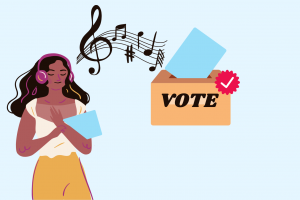 listening to music voting playlist