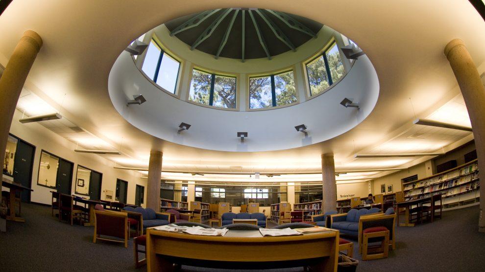 Ryan Library PLNU