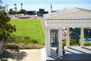 The Greek Ampitheatre at PLNU